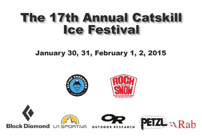 Catskill Ice Fest Cover Image